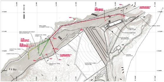 Thyssen Mining-Mayflower Diversion Tunnel