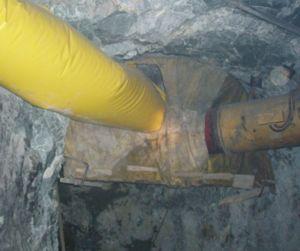 Guanacevi Mines Ventilation System Durango City Mexico