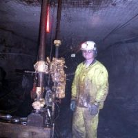 Vertical hole drilling