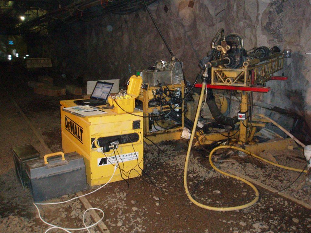 Resolution Copper Mine, Arizona