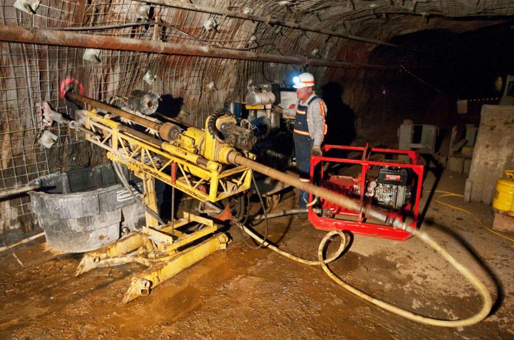 Sanford Underground Research Facility, South Dakota
