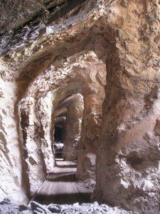 Underground Limestone Mine