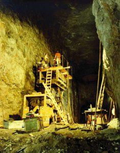 Underground Overcoring