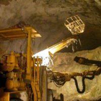 Underground Storage Cavern in China