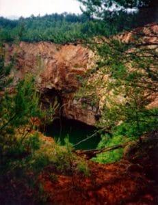Subsidence Sinkhole