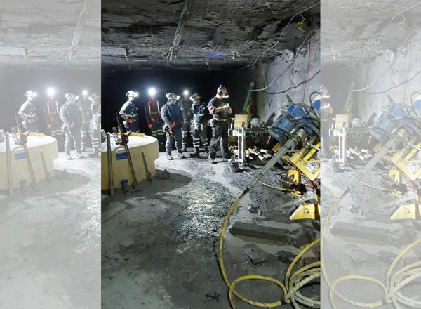 Leer Mining Complex Leer Mine Grafton West Virginia Agapito Associates Inc